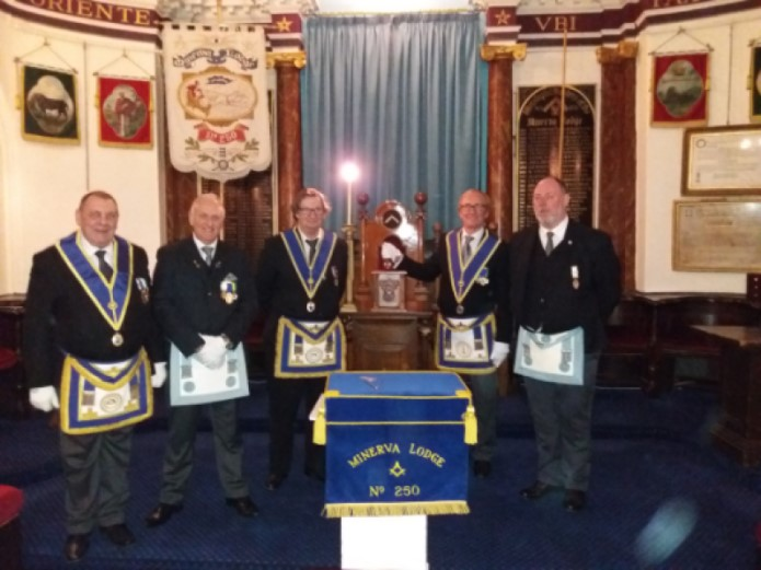 emulation ritual installation of officers